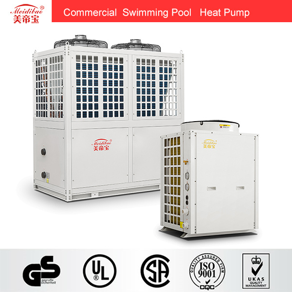 50kw Commercial Swimming Pool Heat Pump