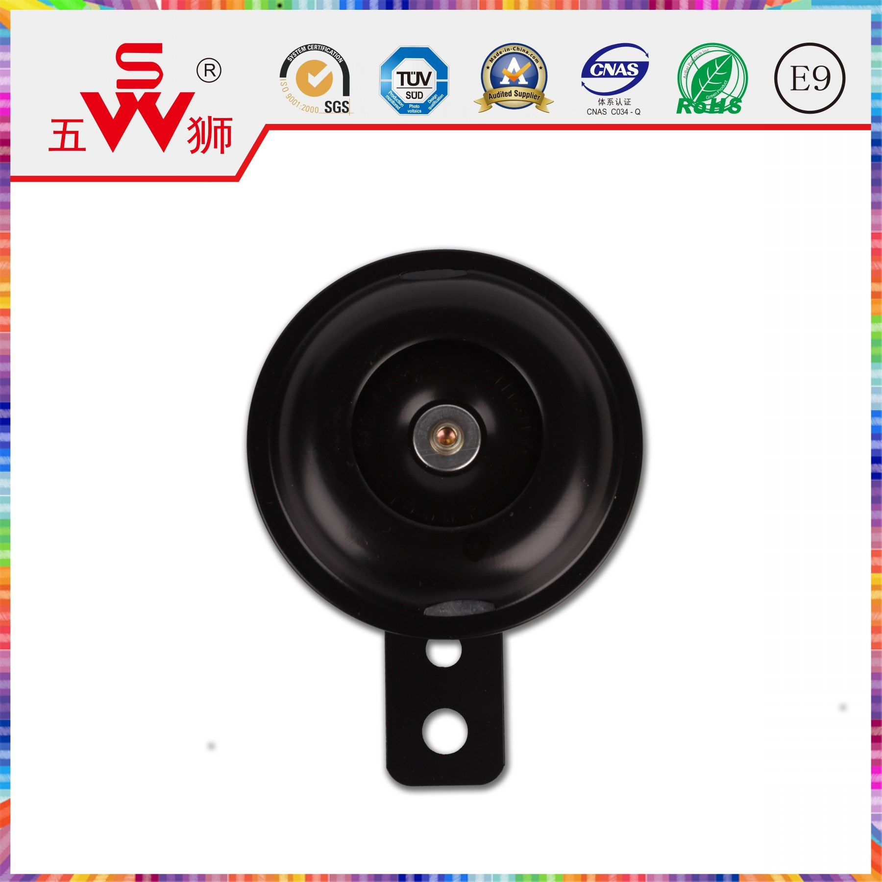 OEM China Factory Disc Snail Horn Speaker