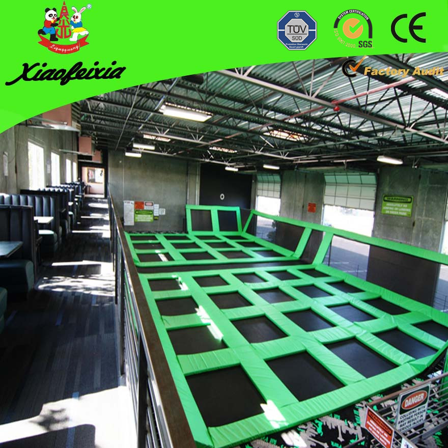 Popular High Quality Beds Trampoline for Indoor Trampoline