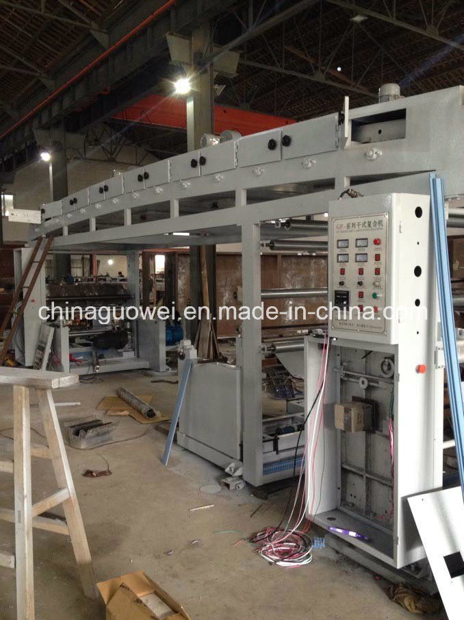 Computer Control Medium Speed Dry Lamination Machine for Plastic Film