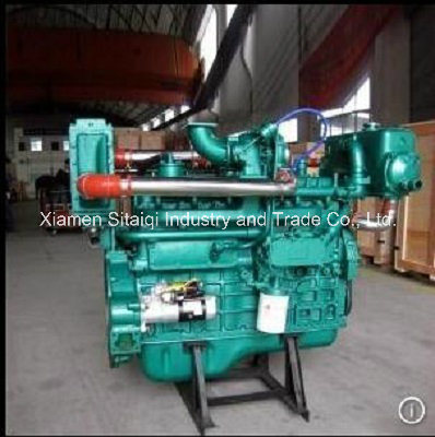 Yuchai Marine Diesel Engine for 330HP to 540HP CCS Approved