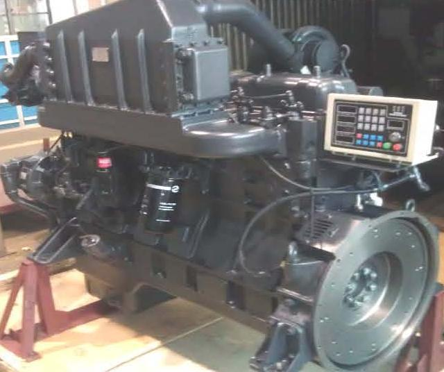 162~363 Kw G Series Marine Diesel Engine