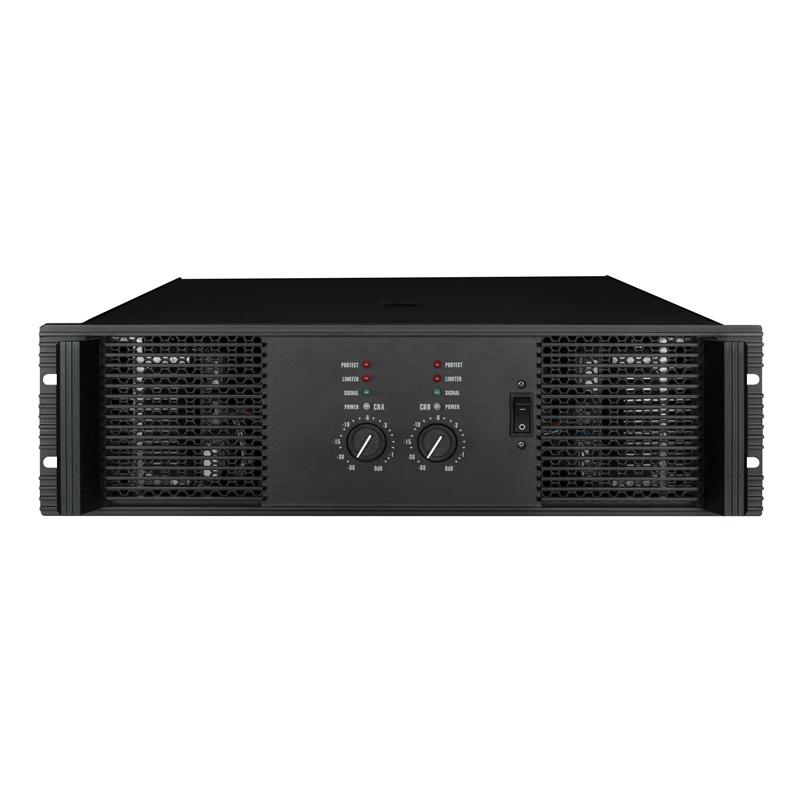Professional Power Amplifier Mt Series