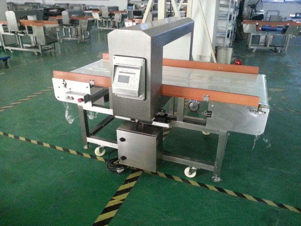 Metal Detector, Detector Metal, Metal Detection Machine, Jl-IMD3012 for Seafood, Meat, Fish, Fruit, Vegetable Inspection