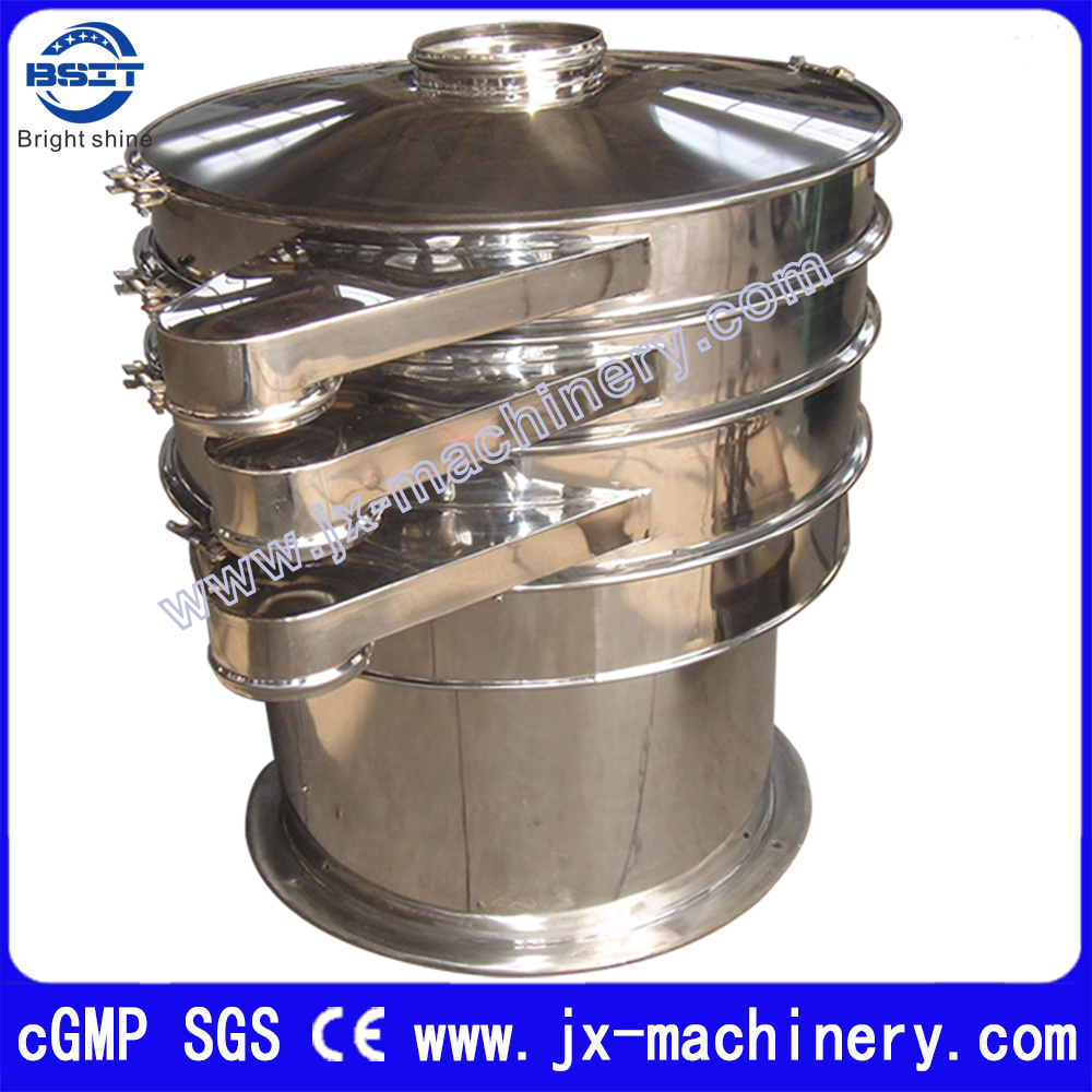 High-Efficiency Pharmaceutical Machinery Vibrating Screener for Good Supplier (ZS-800)