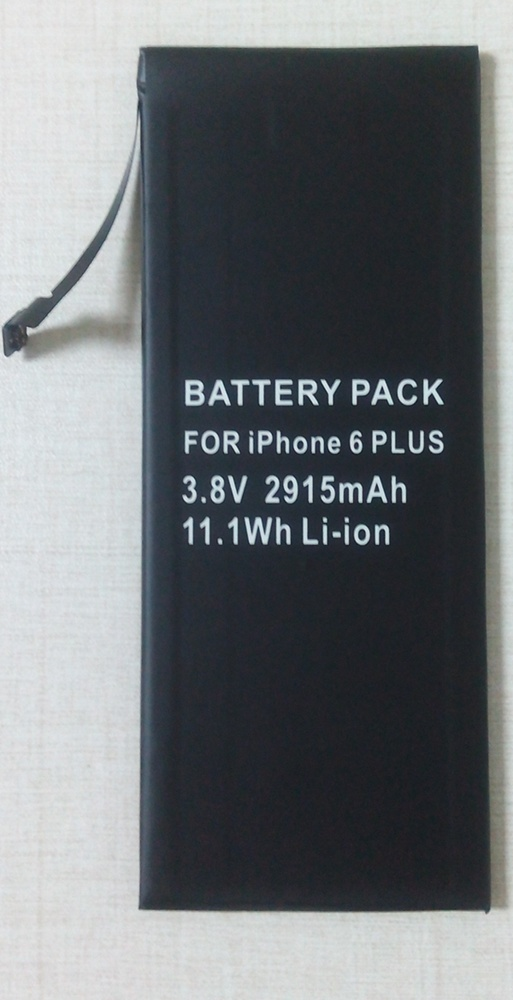 Brand New Replacement Smart Phone Battery for iPhone 6 Plus