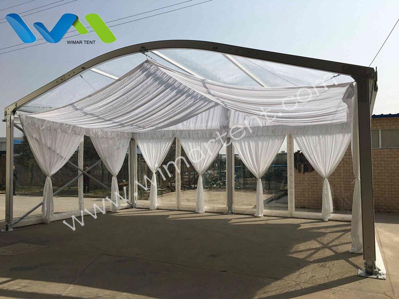 Wimar 10m Arcum Tent for Outdoor Corporated Wedding Events Exhibition