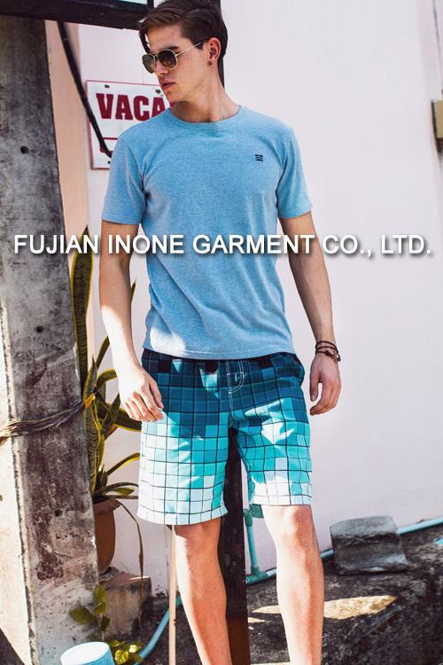 Inone W007 Mens Swim Casual Board Shorts Short Pants