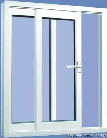 House and Office Tempered Double Glass PVC UPVC Aluminium Sliding Window