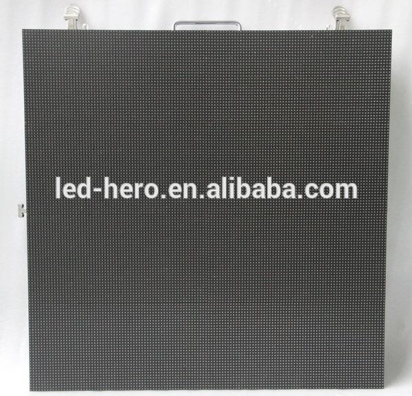 Shenzhen LED Module P4 Indoor Stage /P4 SMD 2121 Black Epistar Indoor LED Module/High Definition LED Isplays