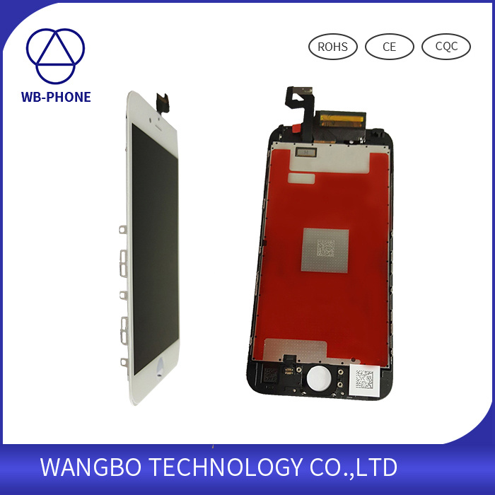 Shenzhen Manufactuerer LCD Screen for iPhone 6s Original with Digitizer, LCD Display for iPhone 6s