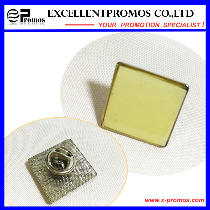 Customized Size and Logo Pin Tin Button Badge (EP-B7021)