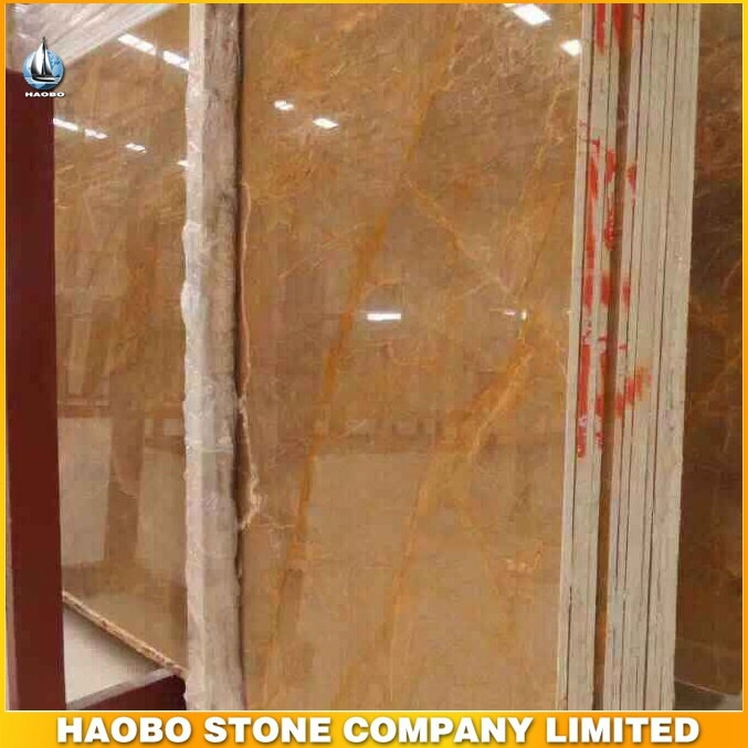 Wholesale Natural Beige Marble Stone on Sale