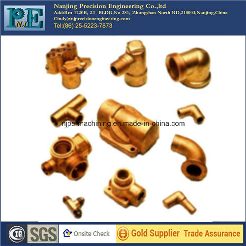 China Supply Custom Brass Hydraulic Hose Fittings