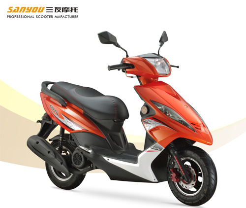 Sanyou Holding Group 125cc-150cc Asia Market Scooter Gtr