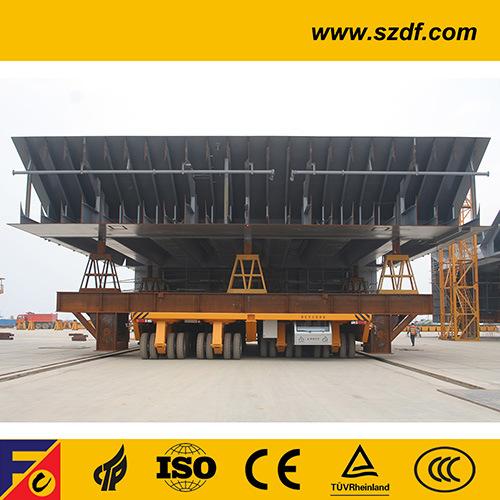 Dcy1000 Self-Propelled Hydraulic Platform Transporter/ Trailer (Shipyard Transporter/ Trailer)