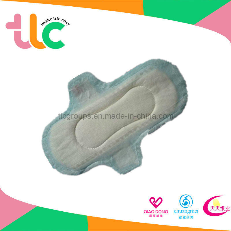 245mm Day Use Female Hygiene Sanitary Napkin