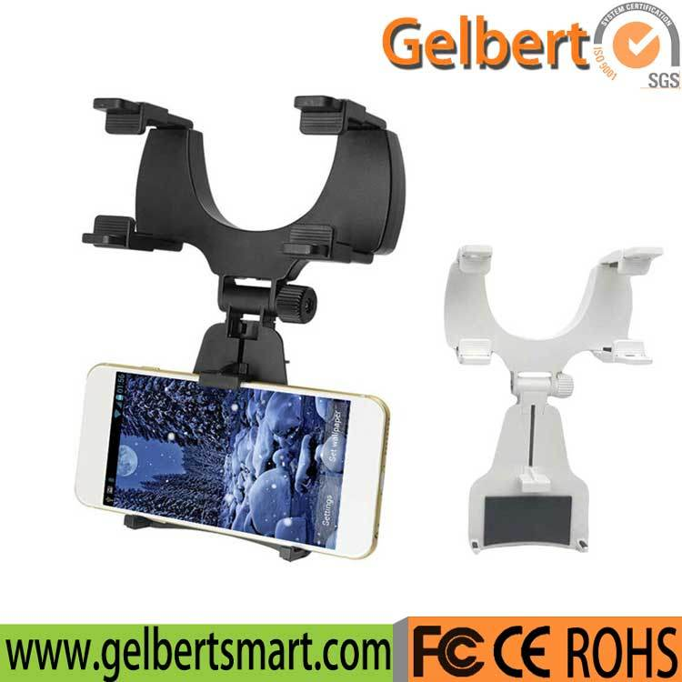 Suspension Type Rearview Mirror Holder Car Mount for GPS Navigation