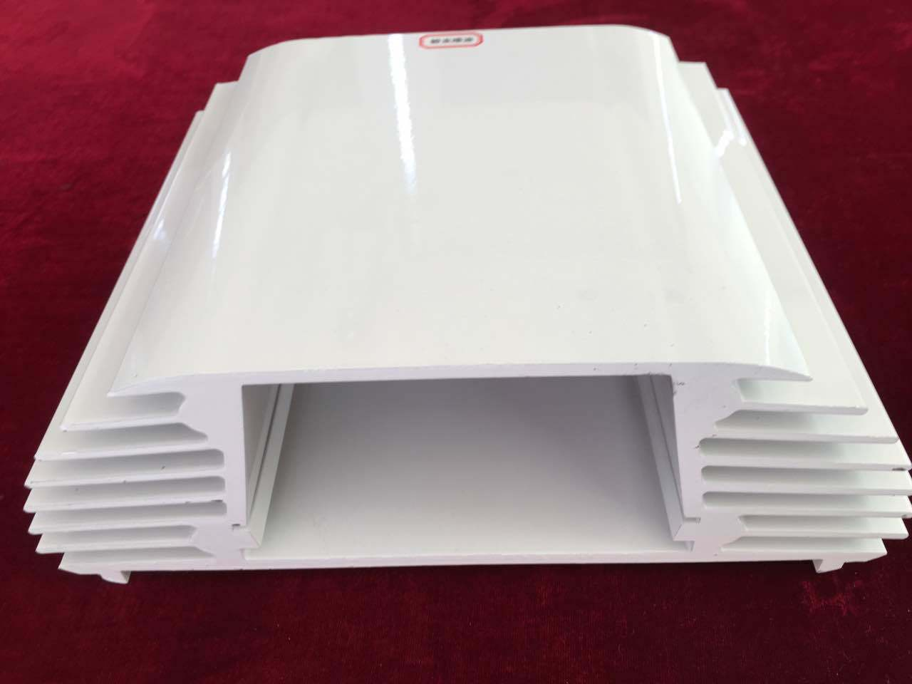 High Quality Powder Coating Industrial Aluminium Profiles