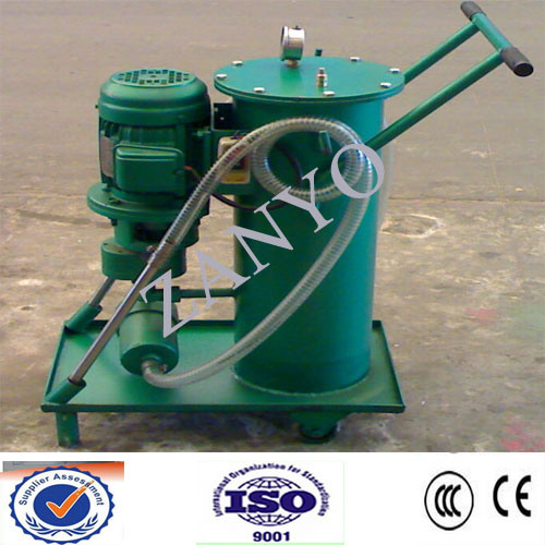 Portable Oil Purifier Fine Filter