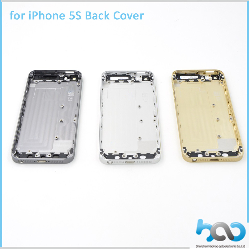 Mobile Phone Back Cover Housing for iPhone 5s Replacement