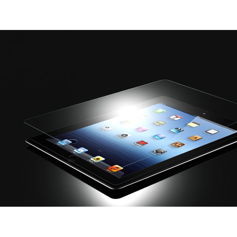 Wholesale Tablet PC Tempered Glass Film Screen Protector for iPad2/3/4