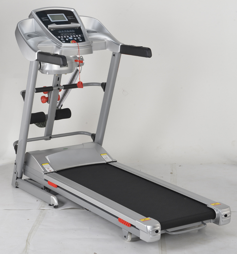 China new fitness running machine home gym small ac