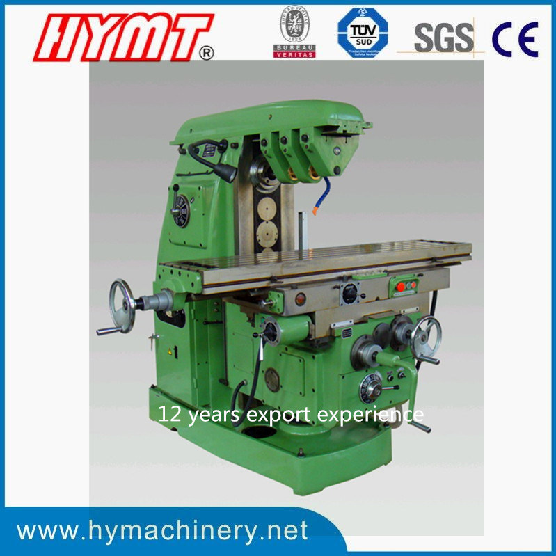 X6135 Universal Knee-Type Heavy Duty Milling Machine