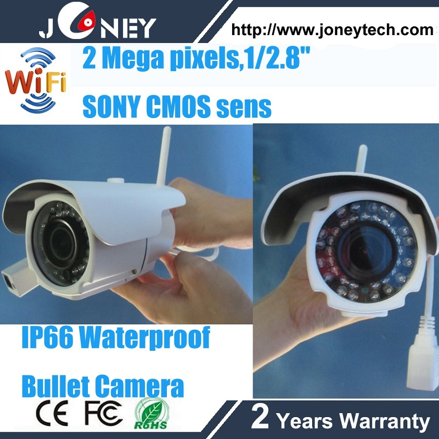 1080P Icloud Wireless IP Camera, WiFi 2p2 Wireless 2MP IP Camera, CCTV Wireless Camera