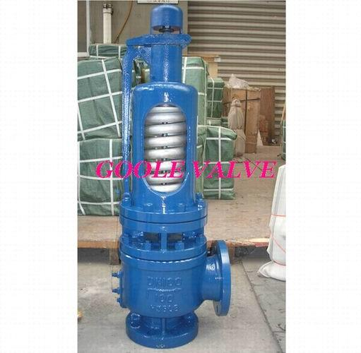 High Temperature and High Pressure Steam Safety Relief Valve (GA48SB/H)