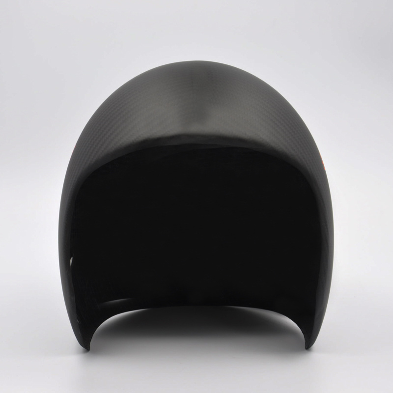 OEM Best Protective Real Carbon Fiber Safety Helmet Shell