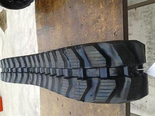 High Quality Rubber Track of Mini Excavator for Construction Machinery