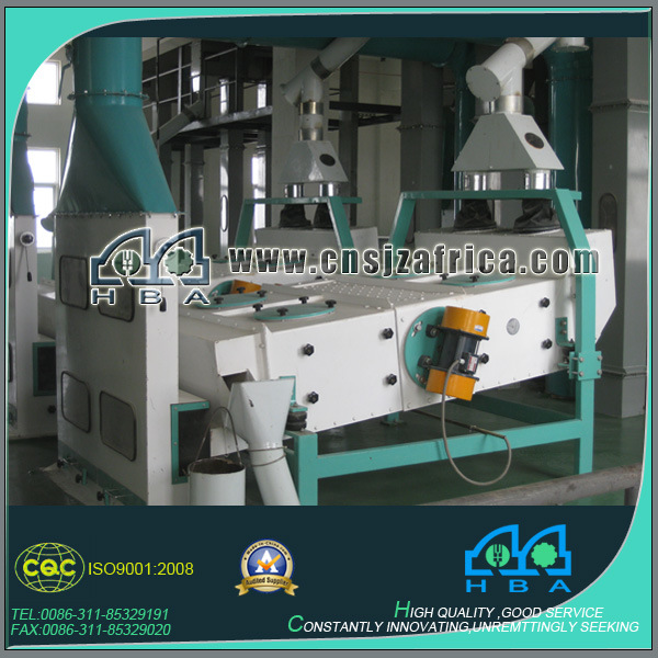 120t/D Flour Milling Machine / Flour Mill