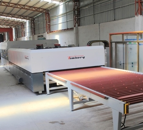 Electric Heating Glasstoughening Furnace Machine