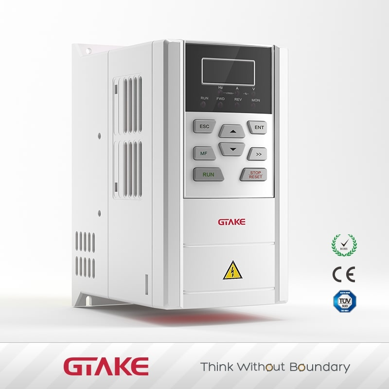 Single or Three Phase 220V 380V Gk600 Variable Frequency Drive