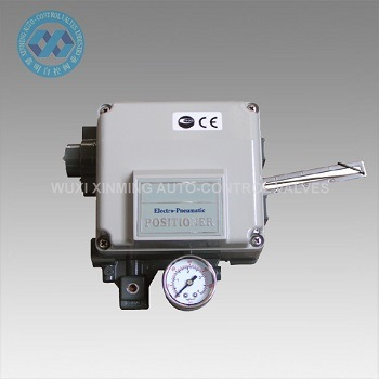 Electropneumatic Valve Positioner for Pneumatic Actuator