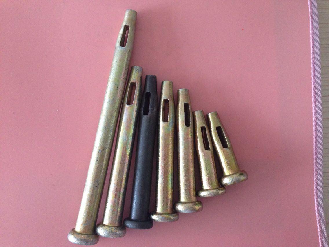 Round Head Steel Pin/Stub Pin/Wedge Pin