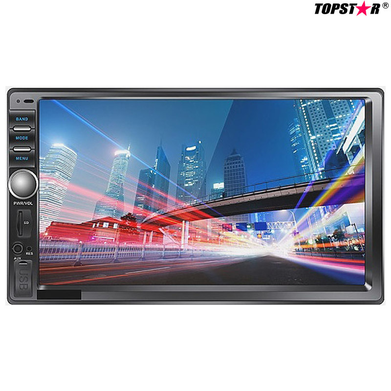 7.0inch Double DIN 2DIN Car MP5 Player with Wince System Ts-2020-2
