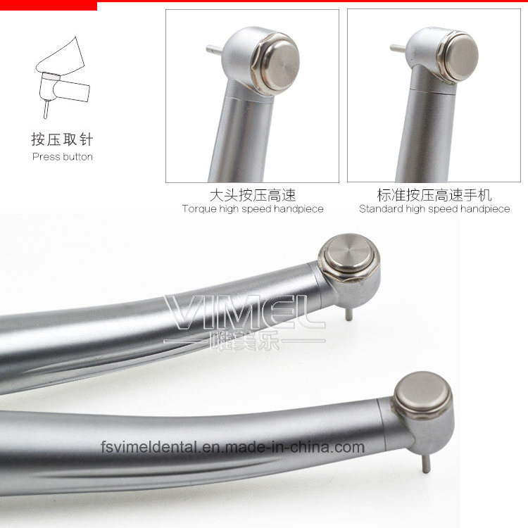 Dental Turbine High and Low Speed Handpiece Set