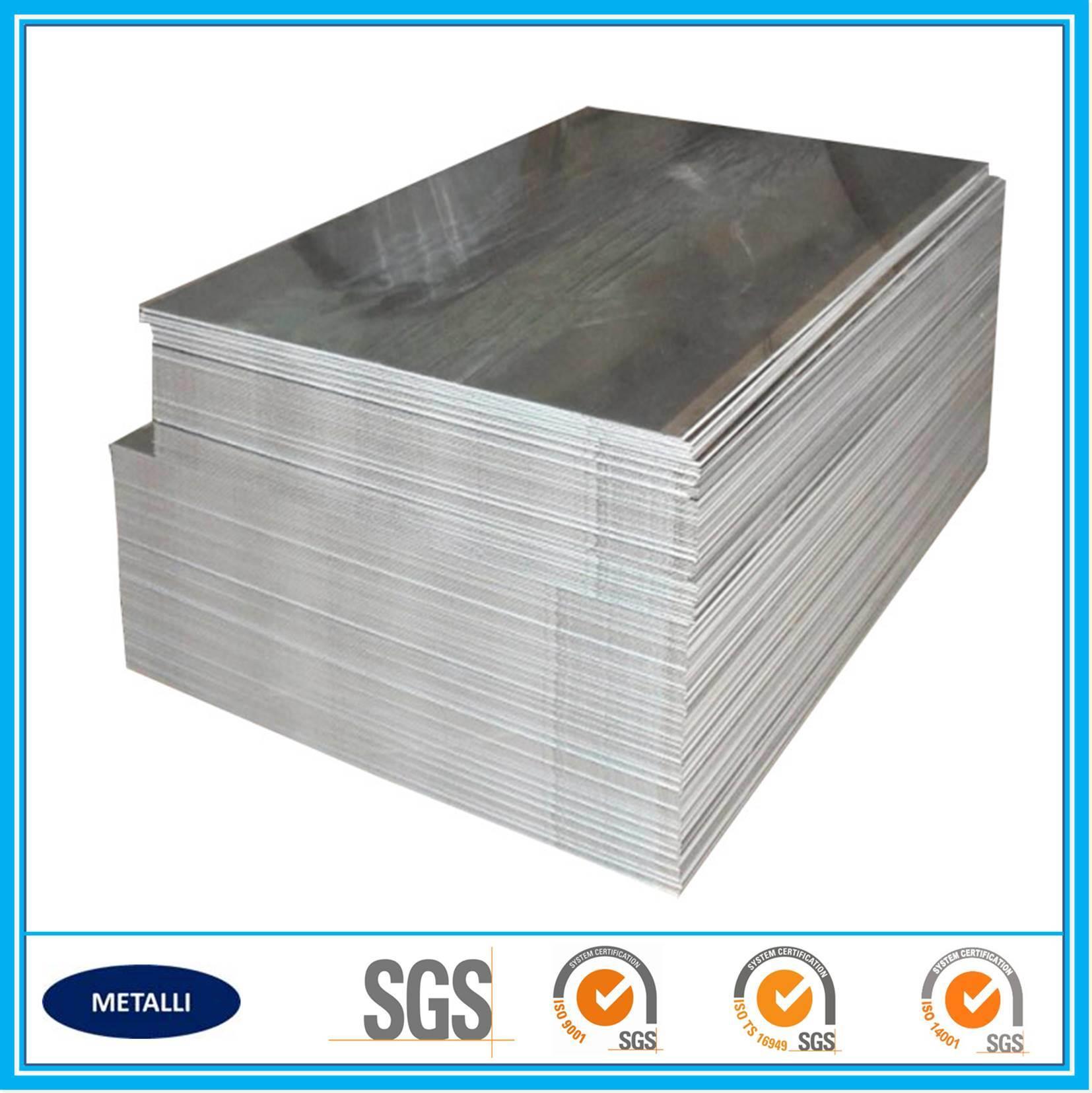 4343 & 3003 & 7072 Aluminum Cladding Plate