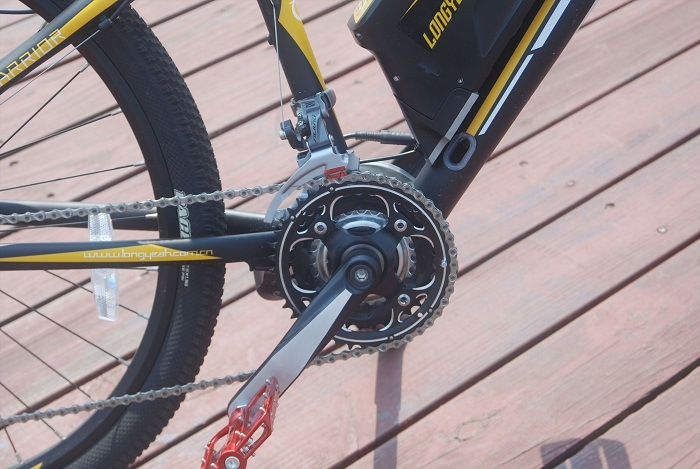 Mountain Electric Bike 27.5 Tda1501z