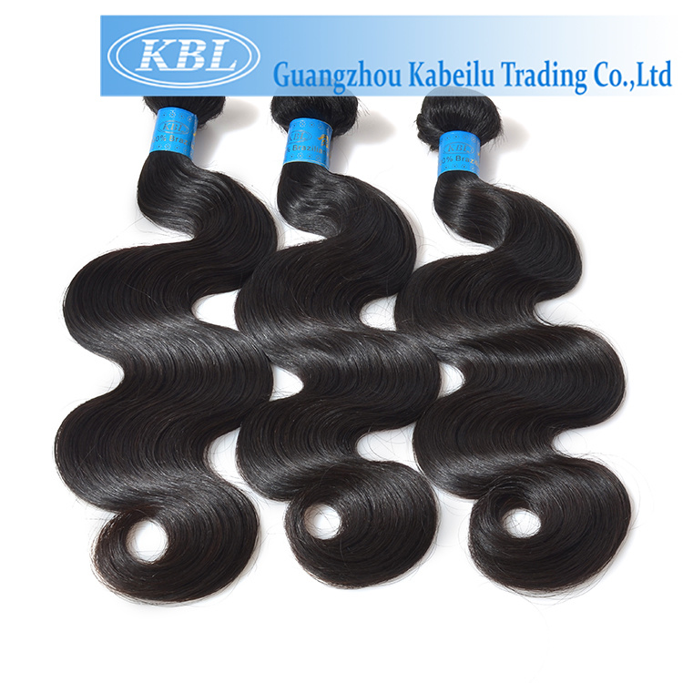 100% Body Wave Wholesale Brazilian Human Hair