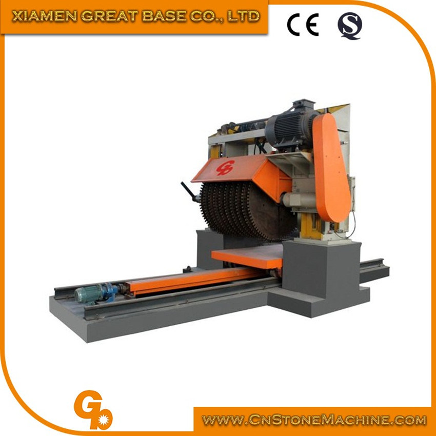 GBTS-1200/1600 Thick Slab Multi Blade Cutting Machine