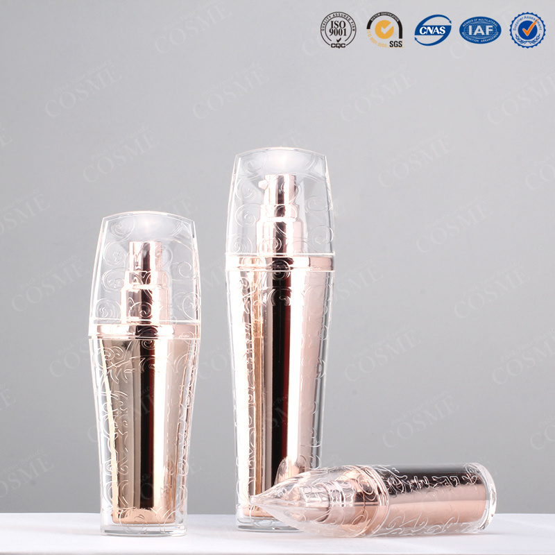 30ml 50ml Plastic Acrylic Cosmetic Jar