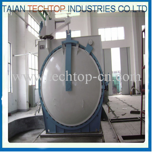 Autoclave--High Pressure Vessels for Vulcanization