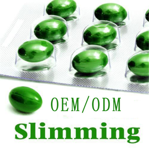 Hot Selling OEM Weight Lose Slimming Capsules with Private Label