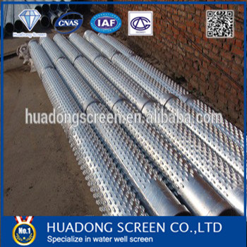 2016 Bridge Slotted Screen/Deep Well Strainer for Lifting Ground Water