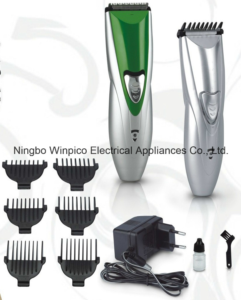 Rechargeable DC Motor Hair Clipper