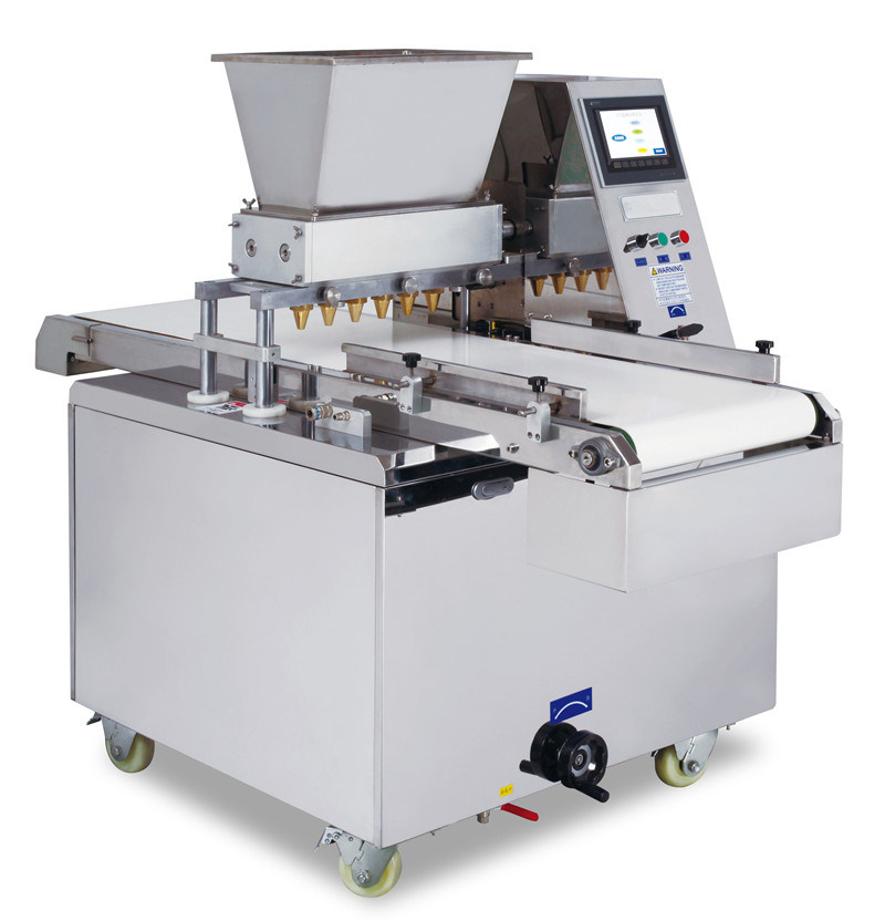 Fully Automatic Cookies Biscuit Making Machine