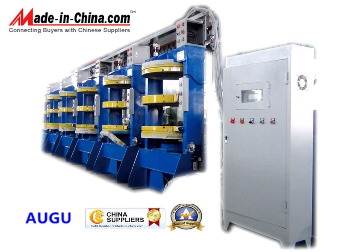 The Customizable Inner Tube Vulcanizing Machine